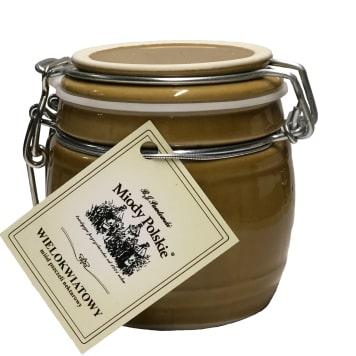 MIODY POLSKIE Multi-flower nectar honey (stoneware) 400g
