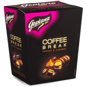 GOPLANA Bombonierka Coffee Break 144 g