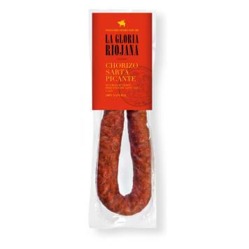 LA GLORIA RIOJANA Chorizo Sausage Extra Spicy Sausage 280g