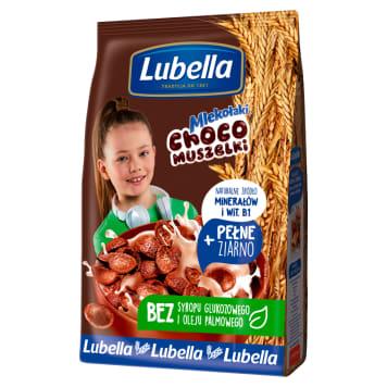 Płatki śniadaniowe muszelki czekoladowe 500g - Lubella Mlekołaki