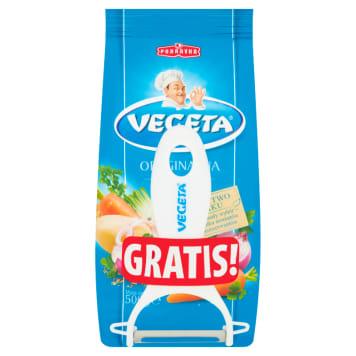 VEGETA Vegetable spice + peeler FREE 500g