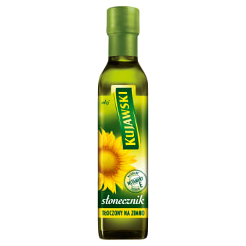 KUJAWSKI Cold pressed sunflower oil 250 ml