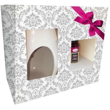 Pachnąca Szafa Gift set Essential oil & a fireplace 1pc