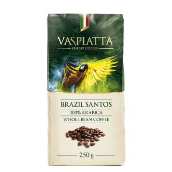 VASPIATTA BRAZIL Santos Coffee beans 100% Arabica 250g