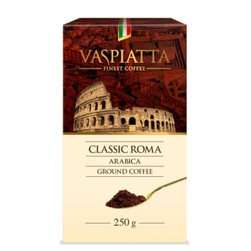 VASPIATTA CLASSIC Roma Coffee powder 250g