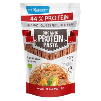 MAXSPORT Organic Protein Spaghetti pasta with red bean gluten-free BIO 200g