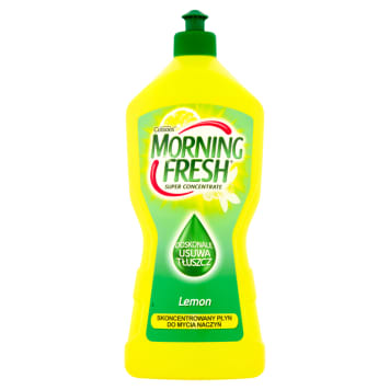 MORNING FRESH Lemon Skoncentrowany płyn do mycia naczyń 900 ml
