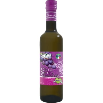 GUSTI ITALIA Grape seed oil 500 ml