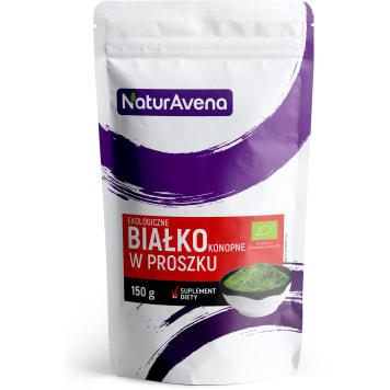 NATURAVENA Hemp protein powder BIO 150g