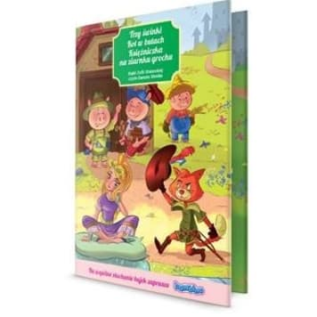 BAMBINO Fairy tales on CD 1 pc