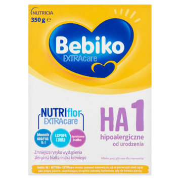 BEBIKO Extra Care HA 1 Initial milk for infants from birth 350g