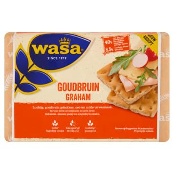 WASA Graham Crispbread 245g