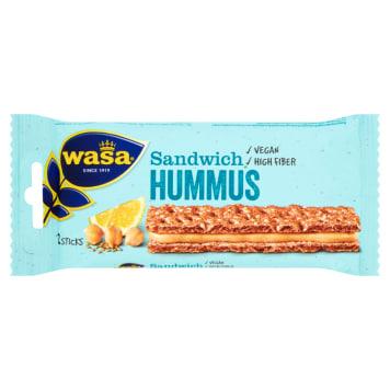 WASA Sandwich with hummus 32g