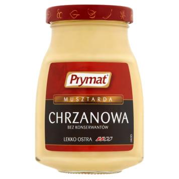PRYMAT Horseradish Mustard 185g