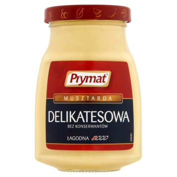 PRYMAT Mustard 185g