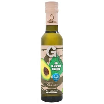 GUSTI ITALIA Avocado oil cold pressed BIO 250 ml