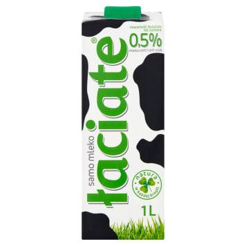 Mleko UHT 0,5% - Łaciate