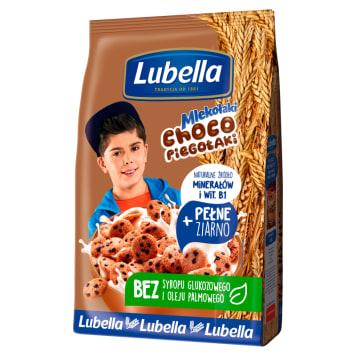 LUBELLA MLEKOŁAKI Choco Piegołaki Grain crisps in the shape of cookies 500g