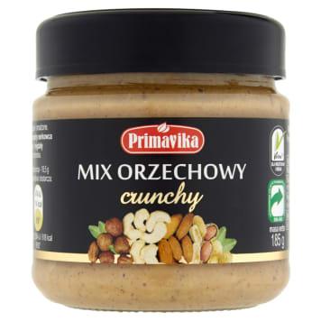 PRIMAVIKA Crunchy nut mix 185g