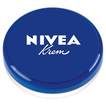 Nivea Creme - Krem 50 ml. W doskonały sposób pielęgnuje skórę.