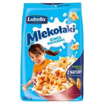 LUBELLA MLEKOŁAKI Cinis Stars Cereal stars with cinnamon 500g