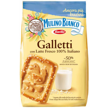 MULINO BIANCO Cream cakes Gallati 350g