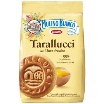 MULINO BIANCO Taralucci shortbread cookies 350g
