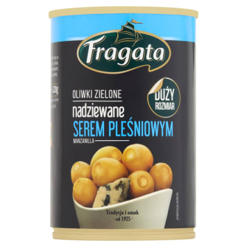 FRAGATA Olives stuffed with blue cheese 300g