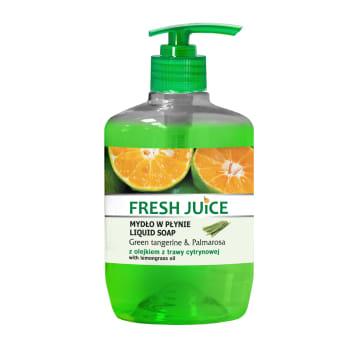 FRESH JUICE Creamy liquid soap Mandarin 460ml