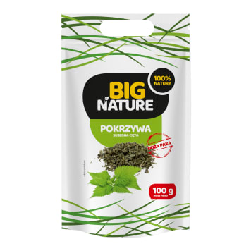 BIG NATURE Dried nettle cut 100g