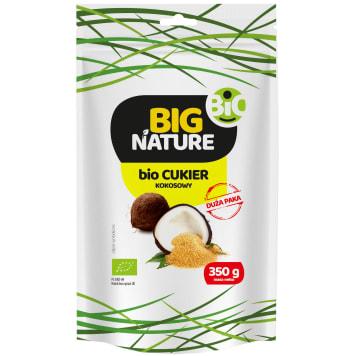 BIG NATURE Coconut sugar BIO 350g