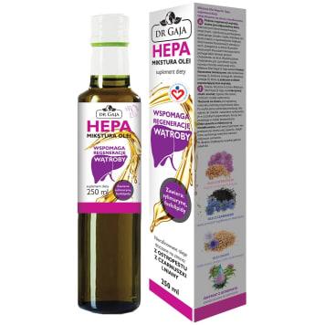 DR GAJA Potion Olei Hepa - dietary supplement 250ml