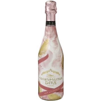 COSMOPOLITAN DIVA Wino musujące bezalkoholowe 750ml