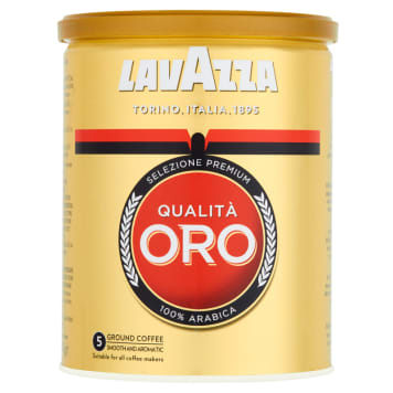 Kawa mielona Qualita Oro - Lavazza