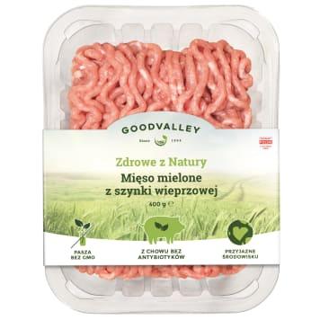GOODVALLEY Z chowu bez antybiotyków Minced meat with pork ham 400g