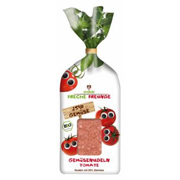 ERDBAR Vegetable pasta with tomato BIO 100g