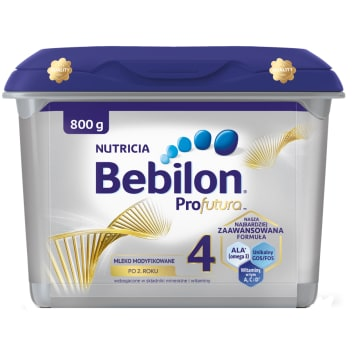 BEBILON 4 Milk modified with Profutura after 2 years of age 800g