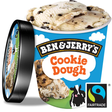 BEN&JERRY'S Ice cookie dough 500ml