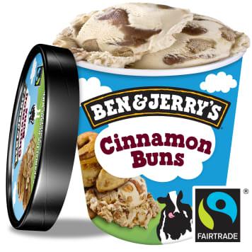 BEN&JERRY'S Ice cream cinnamon muffin 500ml