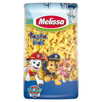 MELISSA PASTA Kids Pasta for children - Paw Patrol 500g