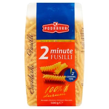 PODRAVKA Durum durum wheat fusilli pasta 500g