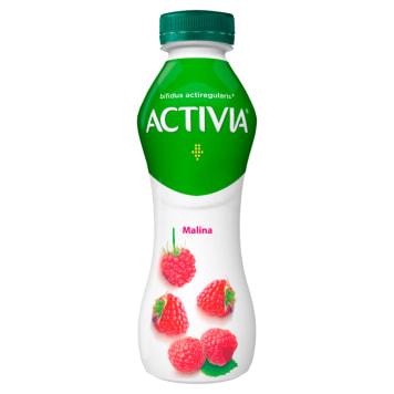 Danone Activia to jogurt, który docenią osoby posiadające problemy z prawidłowym trawieniem.