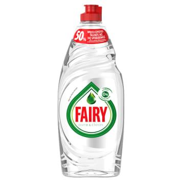 FAIRY Pure & Clean Dish soap 650ml