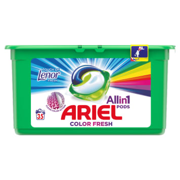ARIEL Touch of LENOR FRESH Washing capsules 35 pcs. 1 pc