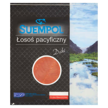 SUEMPOL Pacific salmon 100g