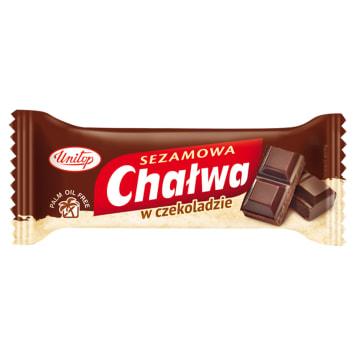 UNITOP-OPTIMA Sesame halva with chocolate 50g