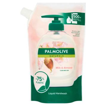PALMOLIVE Naturals Liquid soap Almond milk - supplement 500ml