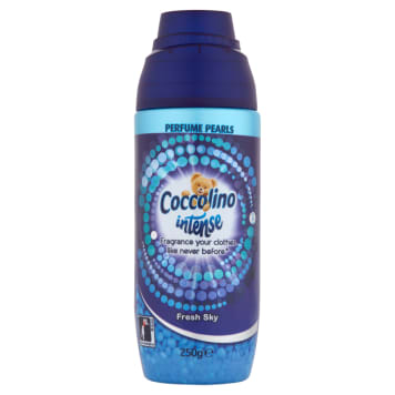 COCCOLINO Intense Fresh Sky Perfumed laundry beads 250g