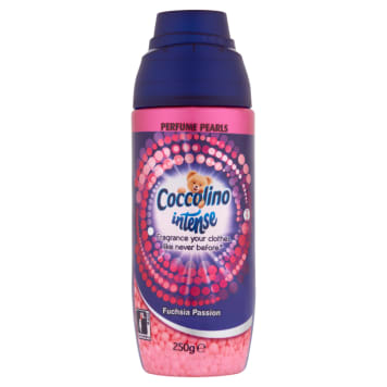 COCCOLINO Intense Fuchsia Passion Perfumed laundry beads 250g