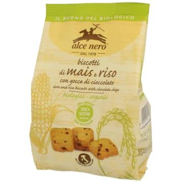 ALCE NERO Corn and rice cakes with gluten-free chocolate BIO 200g